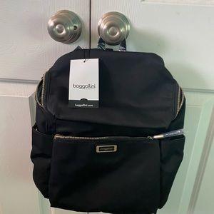 🆒🖤Baggallini Jennie Day Backpack, Black🖤